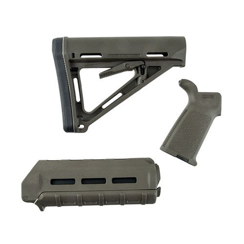 Commercial Magpul MOE Furniture Set, O.D. Green