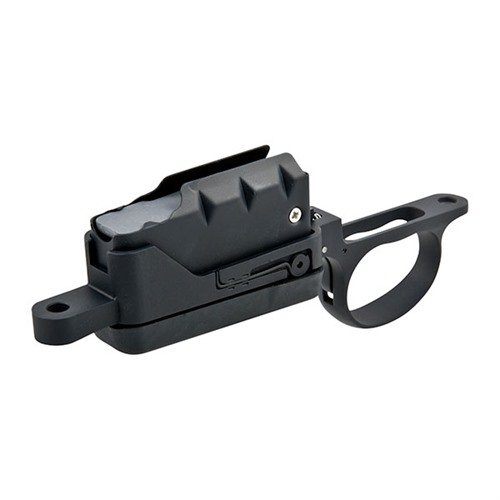 Short Action Detachable Magazine 223 5rd