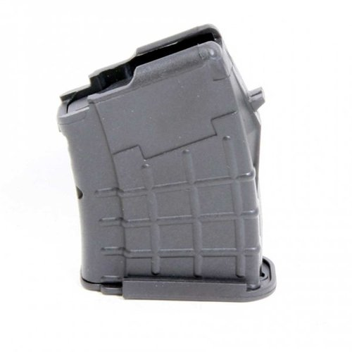 AK-47 7.62x39mm Magazine 5-Rd Black Polymer