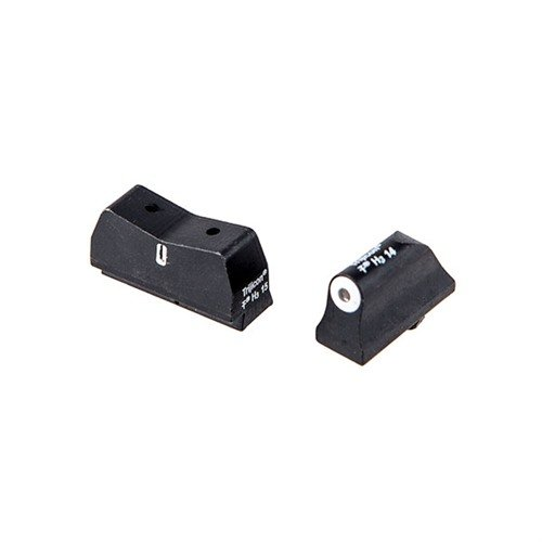 DXT Big Dot Suppressor Hgt Sights-Glock® 17,19,22,26,31,38