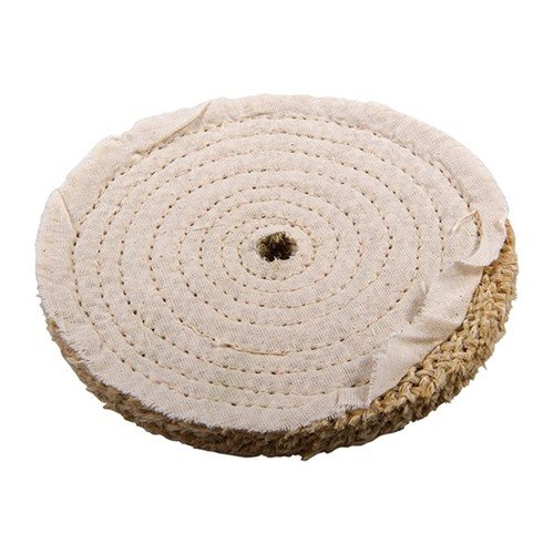 "6"" Sisal Polishing Wheels"