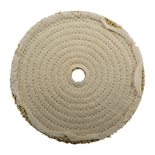 "8"" Sisal Wheel, 7/8"" (22.2mm) Arbor"