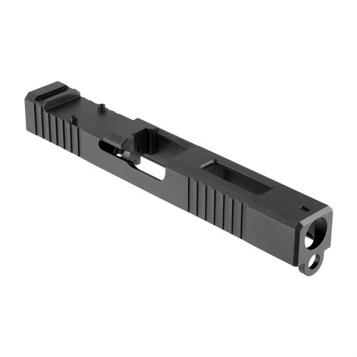 RMR Slide +Window Gen3 Glock® 17 Stainless Nitride