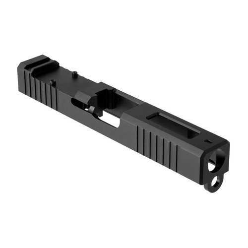 RMR Slide +Window for Gen3 Glock  19 Stainless Nitride