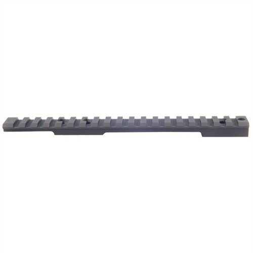 Remington 700 LA 20 MOA Aluminum Base