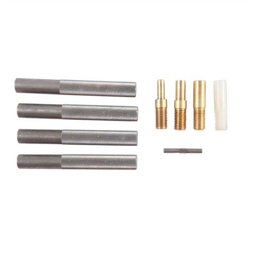 4-Way Nylon/Brass Punch Set
