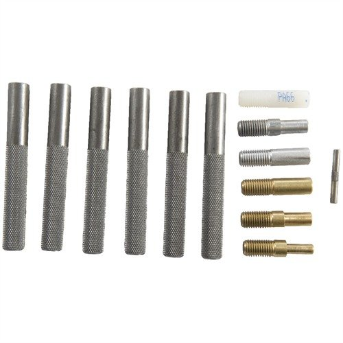 6-Way Nylon/Brass Punch Set