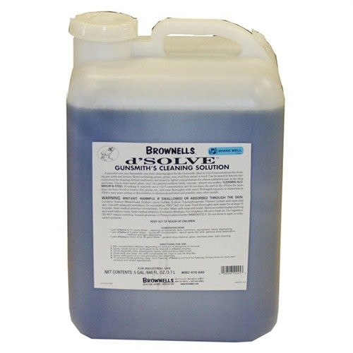 5 Gallon d'Solve® Cleaner