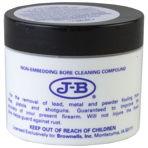 J-B Bore Cleaning Compound, 2 oz.