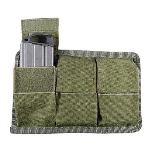 MOLLE 20-Round Magazine Pouch, O.D. Green