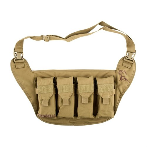 Deluxe Mag Pouch-Tan