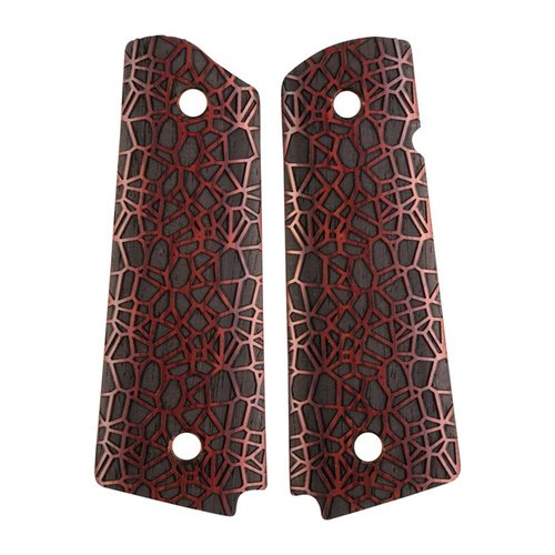 Labyrinth Grip, Cocobolo, Govt