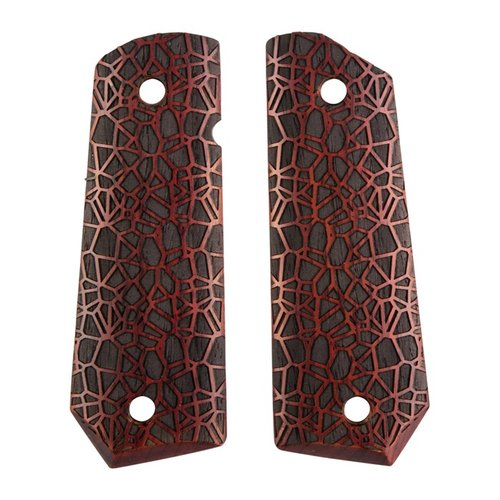 Labyrinth Grip, Cocobolo, Govt BT