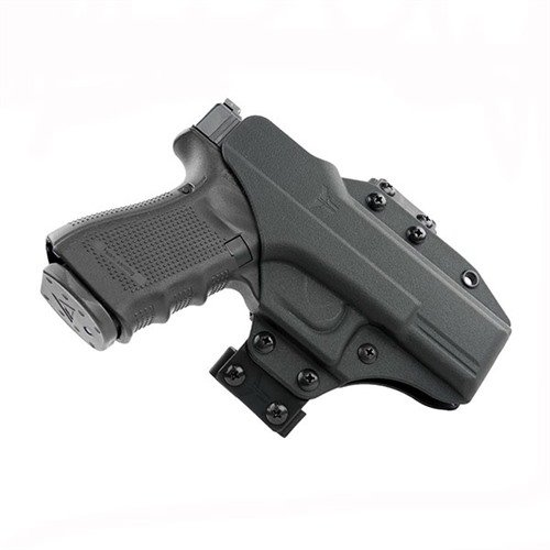 Total Eclipse Holster-Glock 19/23-Black-Right Hand