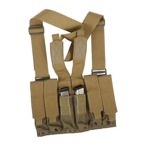 9mm Grab & Go Pouch Coyote Brown