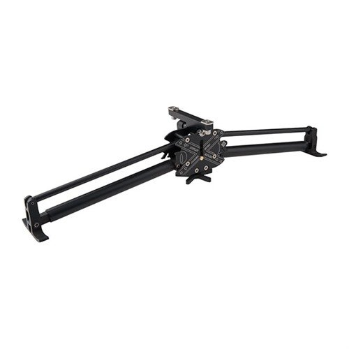"Rorer Spec F-Class Bipod Accessory Rail 6"" Black"