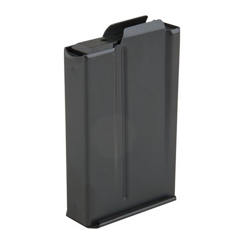Short Action AICS Magazine 308 Winchester 10rd Steel Black