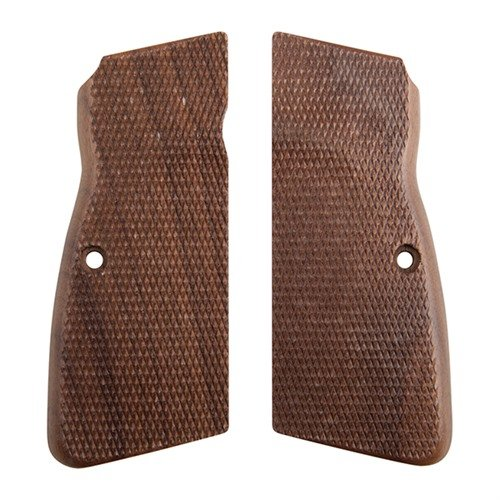 Hi-Power Walnut Grips