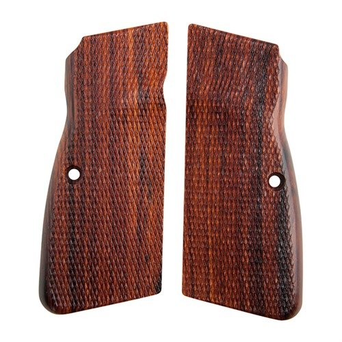 Hi-Power Cocobolo Grips