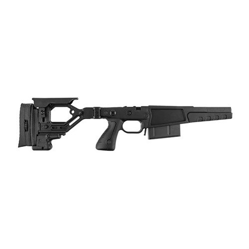 Rem 700 .338 Lapua AX Stage 2 Stock Chassis Polymer BLK