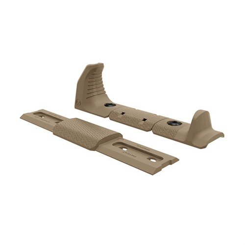 M-LOK Handstop Kit Polymer Flat Dark Earth