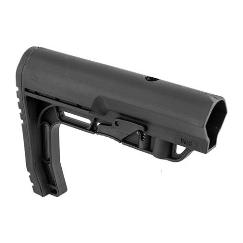 AR-15 Battlelink Min Stock Collapsible Commercial BLK