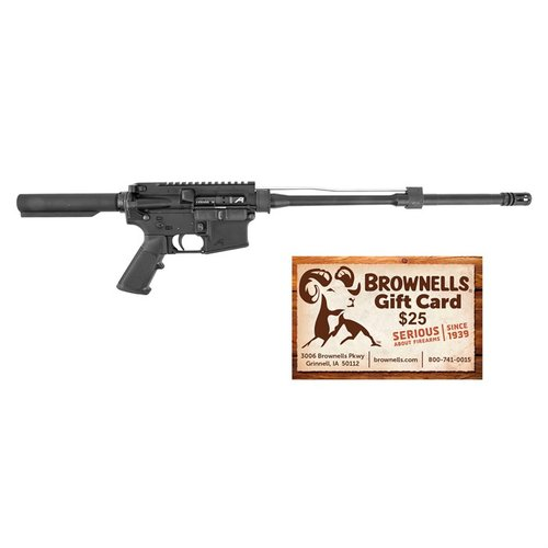 "5.56mm NATO OEM Mid-Length 16"" Rifle w/ $50 Gift Card"