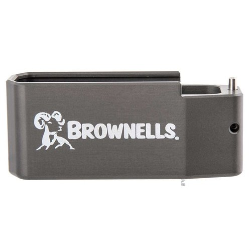 AR 308 Brownells 7.62 PMAG Magazine Extension Grey