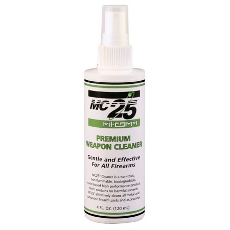 MC25 Cleaner Degreaser 4 oz. Spray Bottle