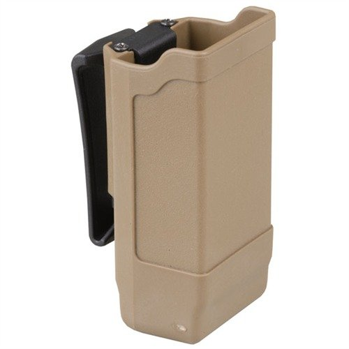 Single Magazine Pouch Double Stack Coyote Tan