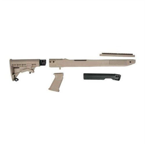 Ruger 10/22 Fusion T6 Stock Adj Composite Dark Earth