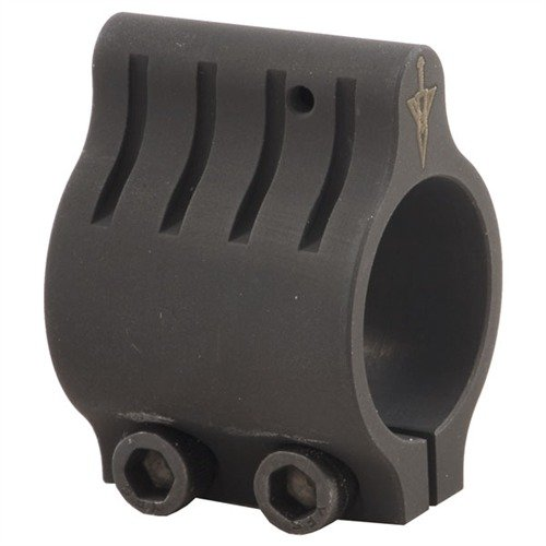 AR-15 Gas Block Low Profile .750 Steel Black
