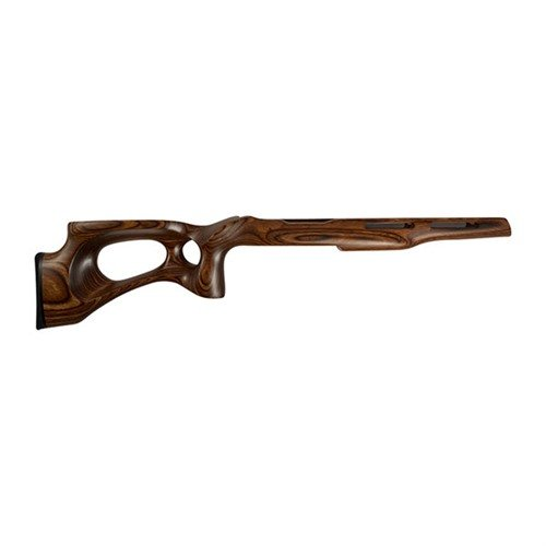 Ruger 10/22 Extreme BB Stock Thumbhole Laminate Brown