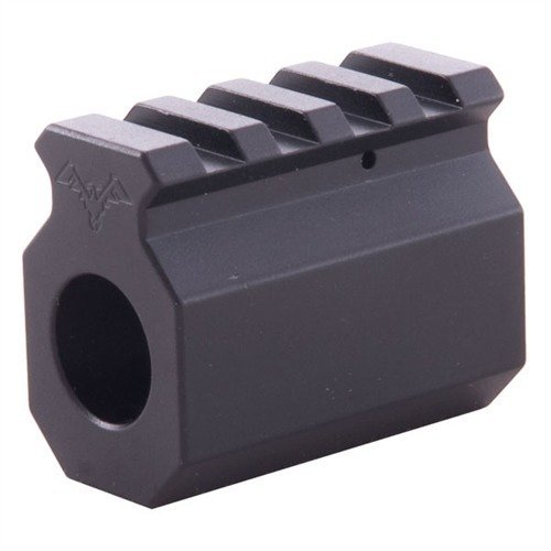 ".625"" Picatinny Gas Block"