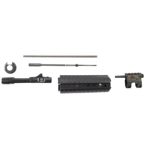 AR-15 Gas Piston Conversion Kit Carbine Black