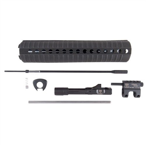 AR-15 Gas Piston Conversion Kit Rifle Black