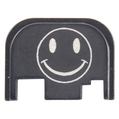 Smiley Face Slide Plate