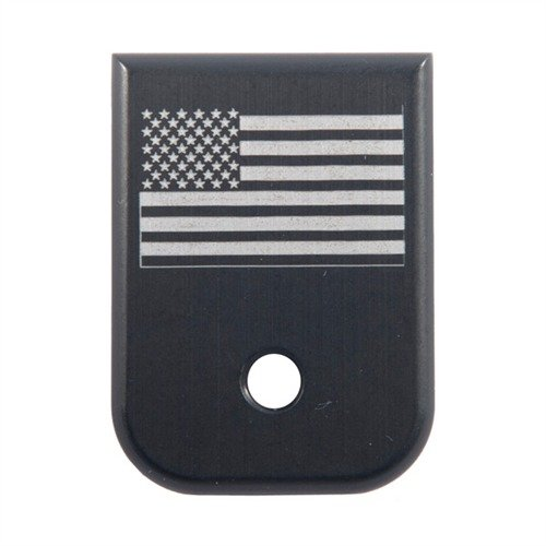 Floorplate for Glock® 9mm/.40, Flag