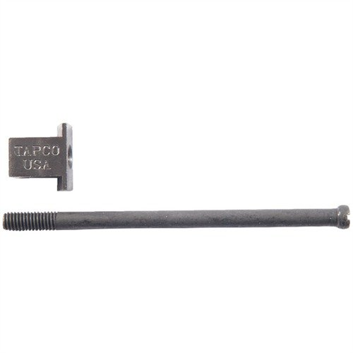 AK-47 Grip Screw and Bushing Black Steel