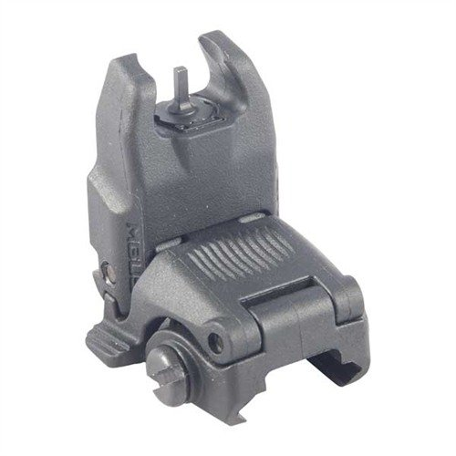 "1.5"" Flip-Up MBUS Gen 2 Front Sight Polymer Black"