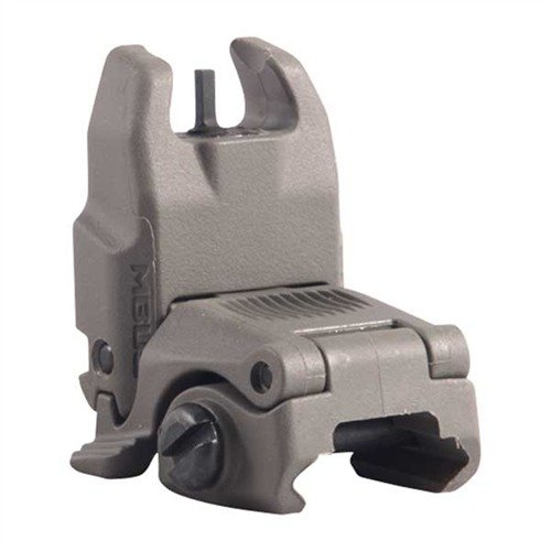 "1.5"" Flip-Up MBUS Gen 2 Front Sight Polymer Dark Earth"