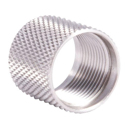 .720 Standard Thread Protector 5/8-24 Stainless Steel