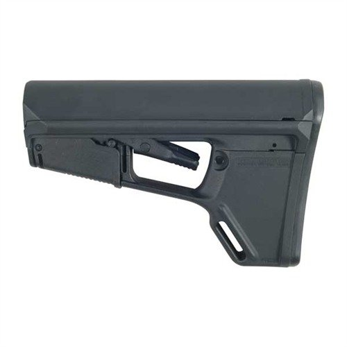 AR-15 ACS-L Stock Collapsible Commercial BLK