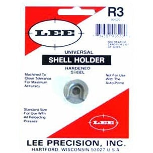 Lee Universal Shellholder, #3