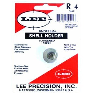 Lee Universal Shellholder, #4