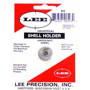 Lee Universal Shellholder, #10