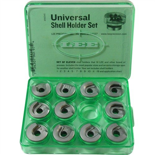 Lee Universal Shellholder Set