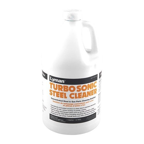 TurboSonic Steel Cleaner, 1 Gallon
