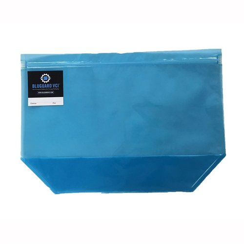 50 Caliber Ammo Can Liner Polymer Clear Blue