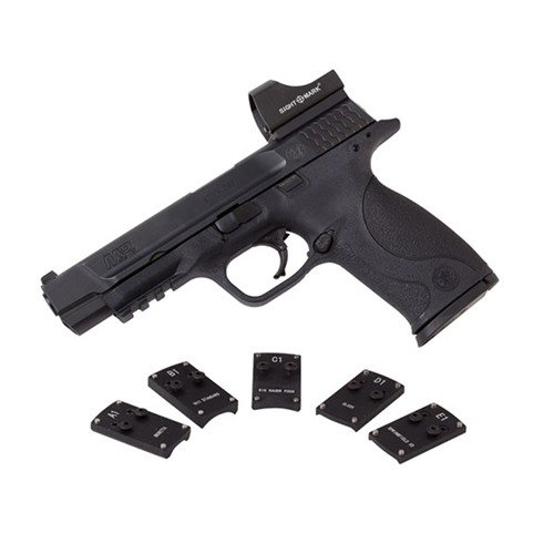 Mini Shot Pistol Mount Glock